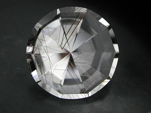 Phase (10) with Rutile