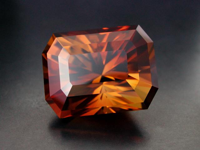 Topaz Radiant Octagon