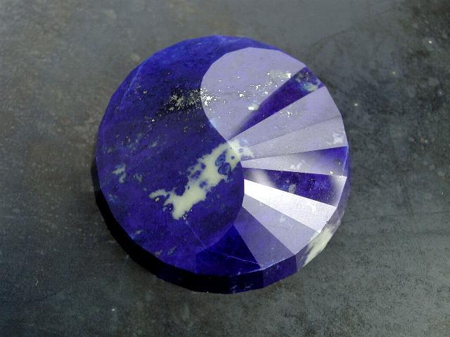 YinYang in Lapis Lazuli