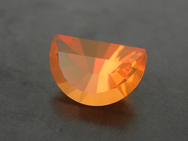Fire Opal from Rio Grande do Sul, Brazil, 3.00 cts.