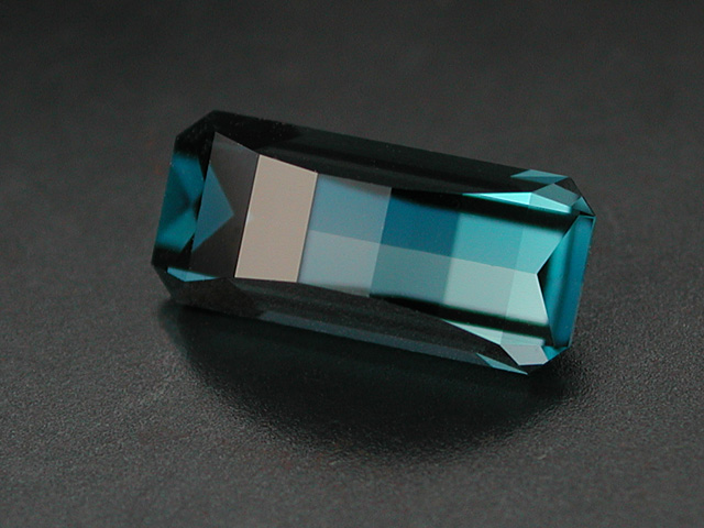 Brazil London Blue Topaz, 2.86cts.
