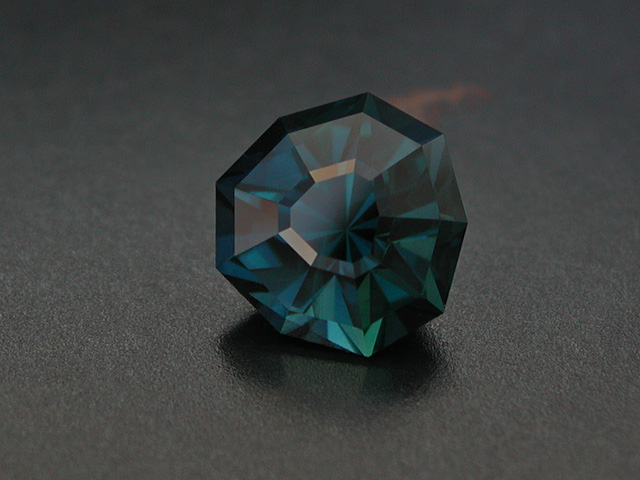 Madagascan Teal Sapphire, 2.39 cts.