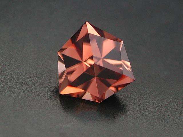 Mananjary Zircon - Hyazinth, 2.85 cts.