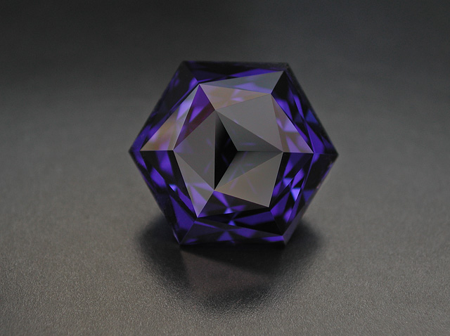 Russian manmade Spinel, 19.31 cts.