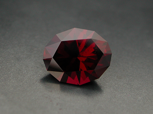 Almandine from Tocantin, Brazil, 3.03 cts.
