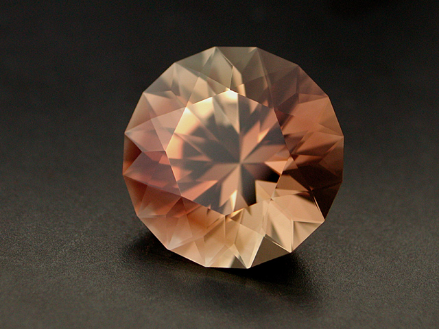 Imperial Topaz from the Ural Mountains, Russia, 12.55 cts.