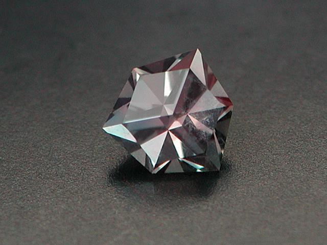 Madagascar CC-Sapphire, 0.85 cts.