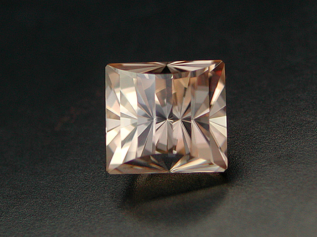 Cognac Zircon from Mananjary, Madagascar, 3.95 cts.